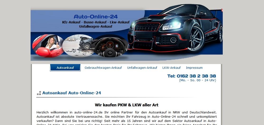 Autoankauf Paderborn : Ankauf von Unfallwagen