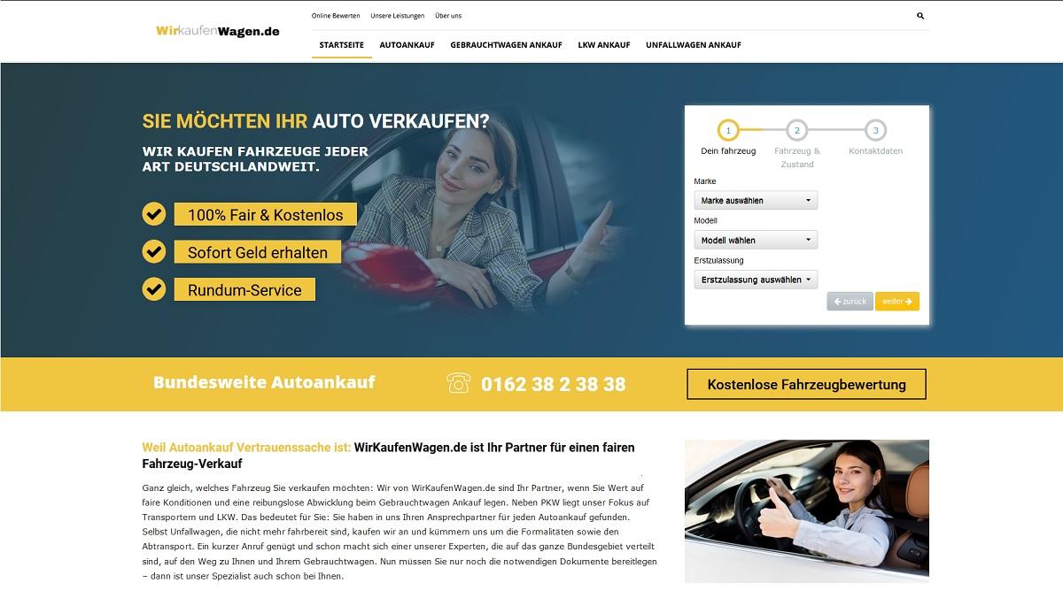 Gebrauchtwagen in Düsseldorf mit Mängeln und ohne TÜV