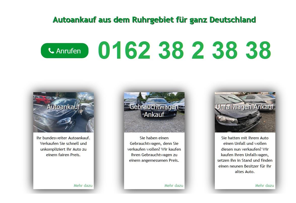 Wirkaufen Dein Auto Erfahrung
